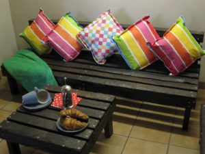 Garden Furniture 3-seater